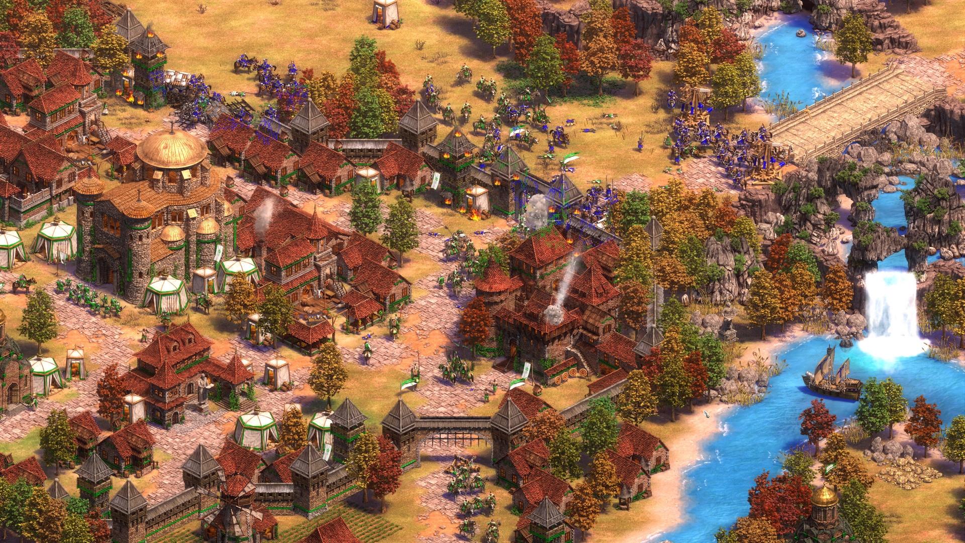 В Steam была добавлена страница игры Age of Empires II: Definitive Edition