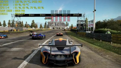 Project CARS 2 - RX 470 - i5 6500