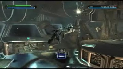 "SW: The Force Unleashed ""Music video"""