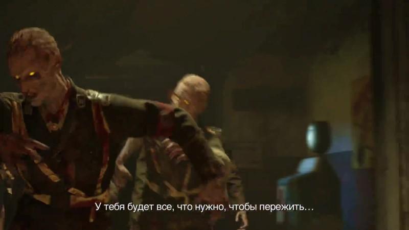 Call of Duty: Black Ops 3 - официальный ролик