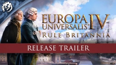 Состоялся релиз Europa Universalis IV: Rule Britannia