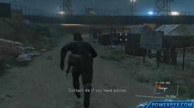 """Metal Gear Solid 5 Ground Zeroes """"Гайд по эвакуации заключённого , которого собираются казнить в миссии """"Эпицентры""""."""""""