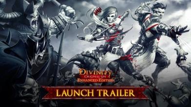 Релизный трейлер Divinity: Original Sin - Enhanced Edition