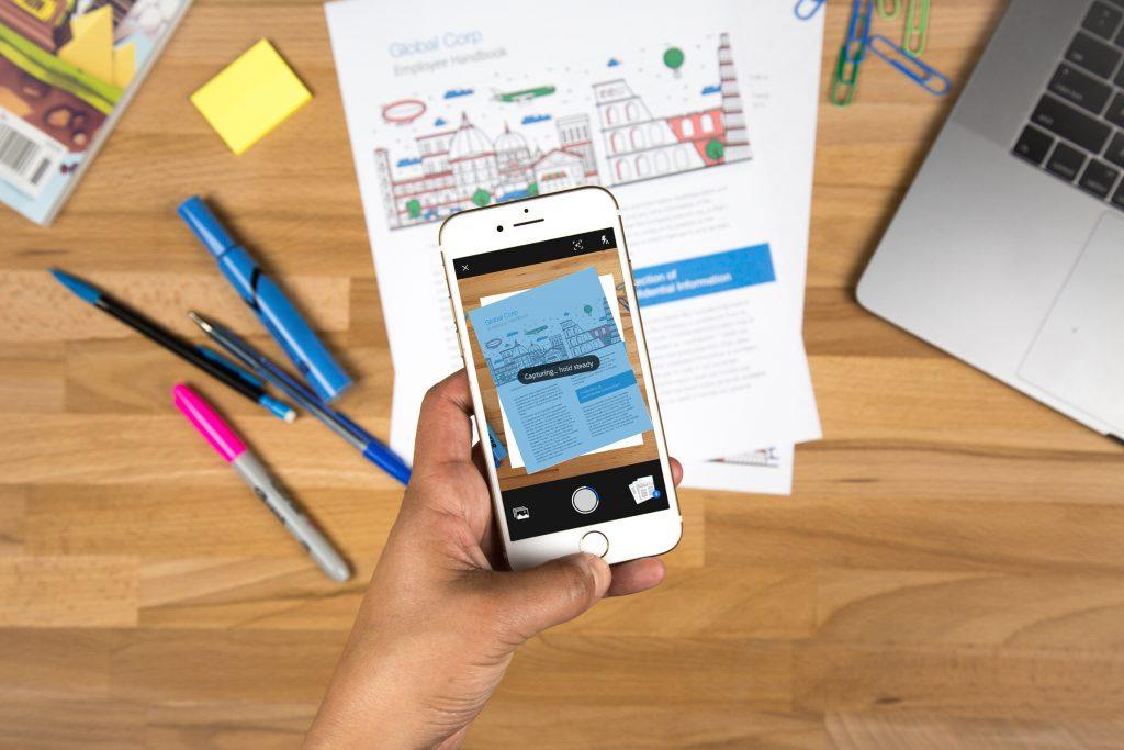 Adobe выпустила бесплатное приложение для сканирования ираспознавания документов Adobe Scan
