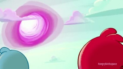 "Angry Birds Space ""Сюжетный трейлер"""