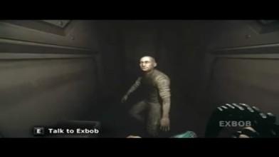 "Chronicles of Riddick - Assault on Dark Athena ""Talk to Exbob"""