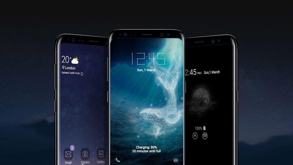 Насайте Самсунг отыскали страничку таинственного Galaxy X