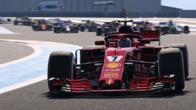 F1 2018 возглавила британский чарт продаж