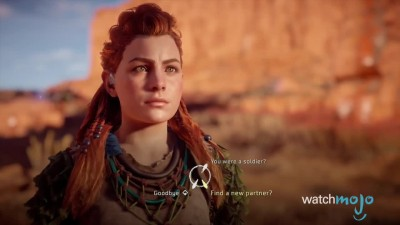 Horizon Zero Dawn vs Breath of the Wild - что лучше