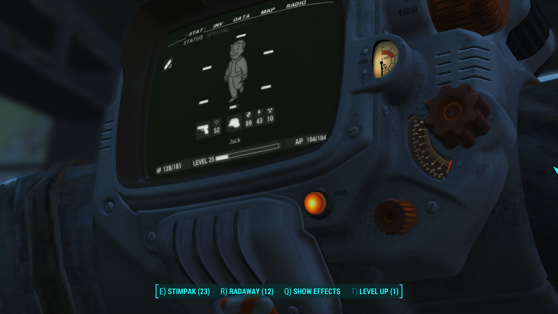 fallout 4 how to get the institute paint job