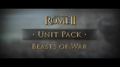 "Total War: Rome 2 ""Трейлер DLC Beasts of War Pack"""