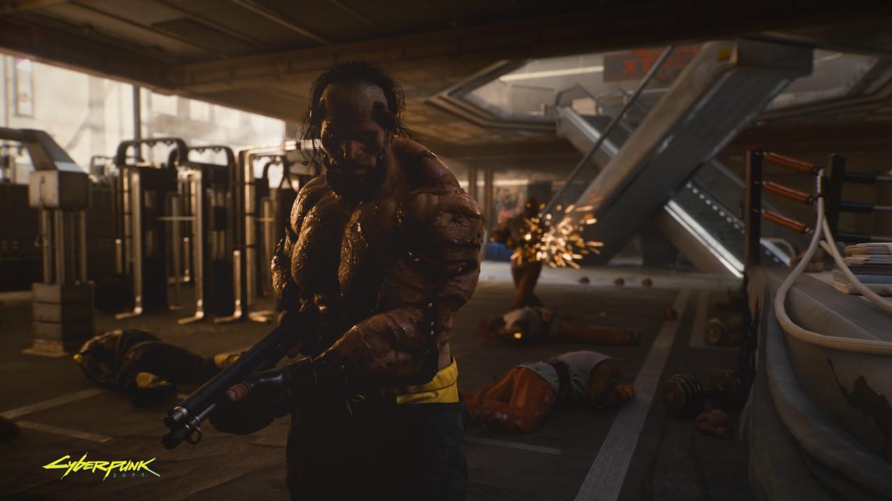Система ближнего боя Cyberpunk 2077 отличается от той, что была показана в первом демо игрового процесса