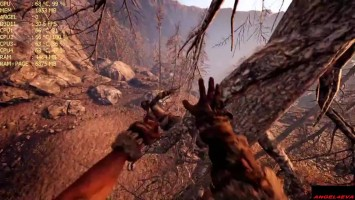 Far Cry: Primal - i3 2120 - 6GB RAM - GTX 750 Ti - 1080p (60FPS)