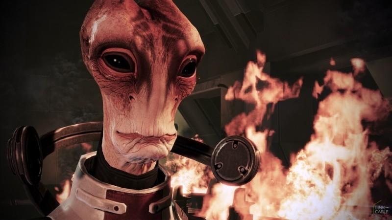 Мордин Солус – серия Mass Effect