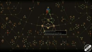 Path of Exile: ( 3.5) Гладиатор - Димахер - Магмовый удар ( Molten Strike )