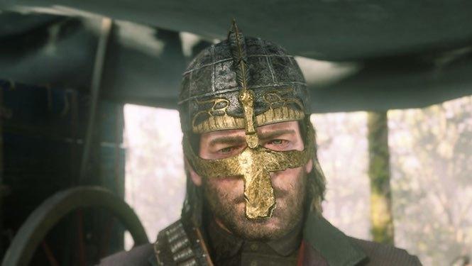 Снаряжение викингов