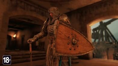 """For Honor - """"Темные приоры"""": игровой процесс"""