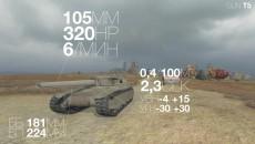 "World of Tanks ""ПТ САУ Т28 Concept - Обзор"""