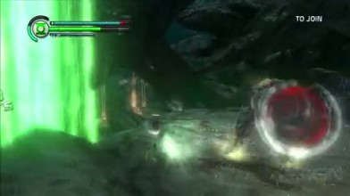 "Green Lantern: Rise of the Manhunters ""Геймплей #2"""