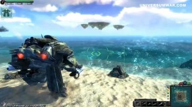 """Universum: War Front """"Свежий, подводный геймплей"""""""