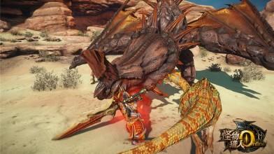 17 декабря начнется открытый бета-тест Monster Hunter Online