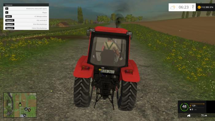 Универсально-пропашной трактор БЕЛАРУС-1025.3 / МТЗ-1025.3