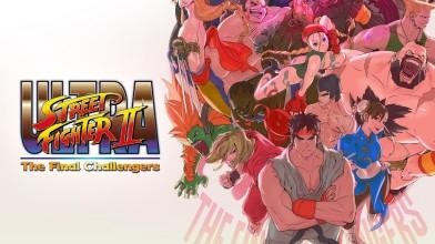 Ultra Street Fighter II: The Final Challengers обзавёлся новый трейлером