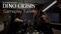 Новый трейлер фанатского ремейка Dino Crisis