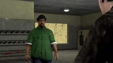 "GTA SA ""Big Smoke Order Guns"""