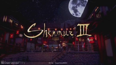 Геймплейный трейлер Shenmue 3