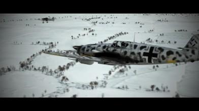 """Ил-2 Штурмовик: Битва за Сталинград """"Холодные небеса"""""""