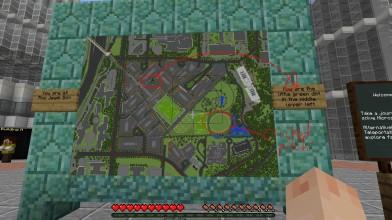 Microsoft решила при помощи Minecraft расширить свой главный офис