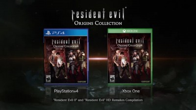 "Resident Evil ""Origins Collection Trailer"""