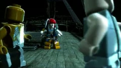 "Lego Pirates of the Caribbean: The Video Game ""On Stranger Tides Trailer"""