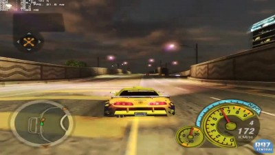 Need for Speed Underground 2, GeForce GTX 650 (non Ti)