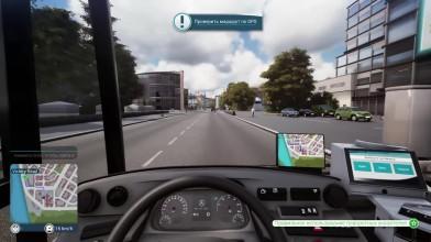 Bus Simulator 18 (Первый взгляд)