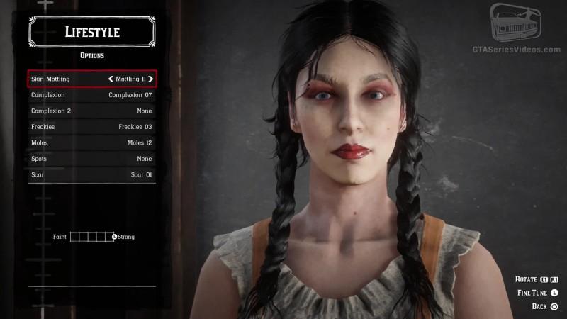 редактор персонажа онлайн