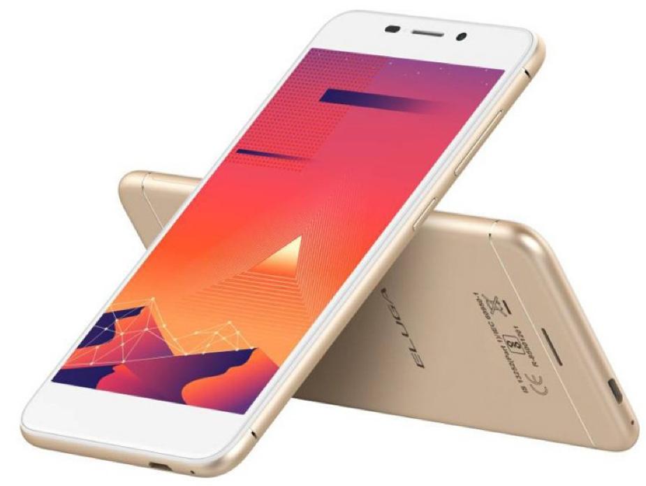 Panasonic Eluga I5: бюджетный смартфон сосканером отпечатков пальцев