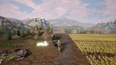 Огромные мехи топчут кукурузные поля в новом трейлере MechWarrior 5 Mercenaries