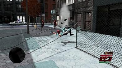 Случайный баг в Spider-Man : Web OF Shadows