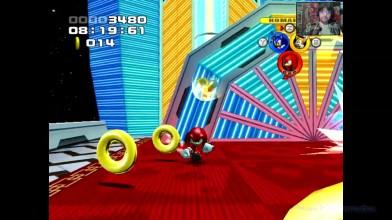Sonic Heroes - 5. Адский хаос (прохождение на русском)