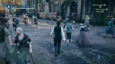 Assassin's Creed Unity (FX-8350 - R9 290X - 16Gb RAM)