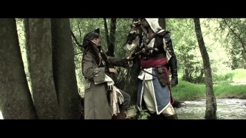 "Assassin's Creed 4: Black Flag ""The Pirate's Way - Edward Kenway VS Jack Sparrow"""