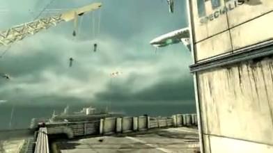 "Bullet Run ""Oil Rig Flythrough Video"""