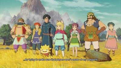 Ni no Kuni II: Revenant Kingdom - Свет и тени (Перевод)