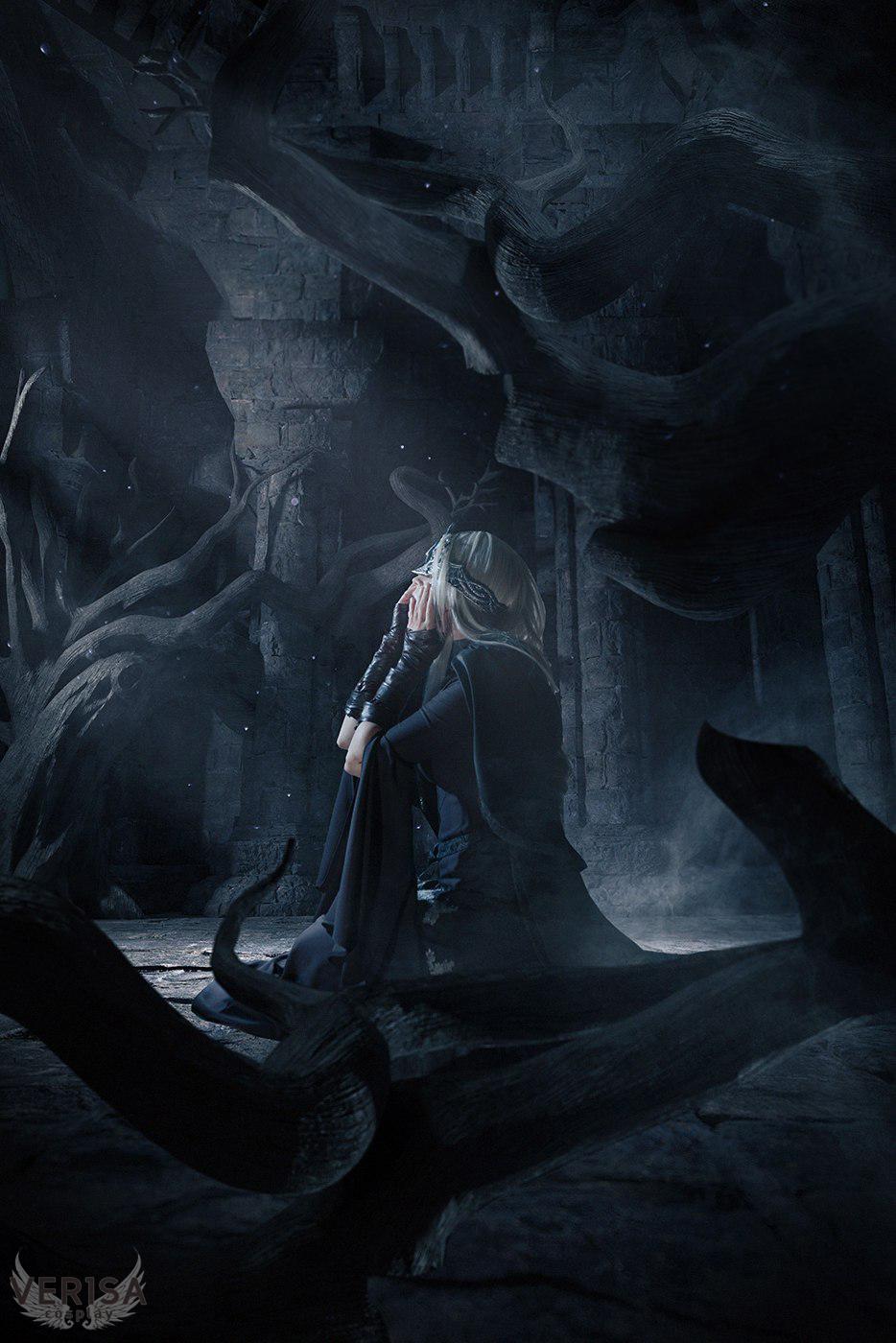 Dark souls где кукла