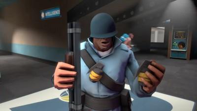 "Team Fortress 2 ""Betrayal"""