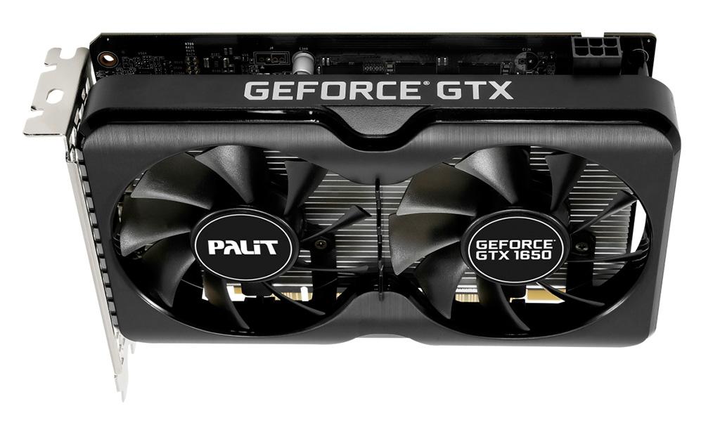 Palit представляет видеокарты серии GeForce GTX 1650 Super GamingPro