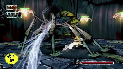 Новые трейлеры с игровым процессом Okami HD