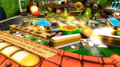 "Plants vs. Zombies ""ZEN Pinball 2 DLC Trailer"""